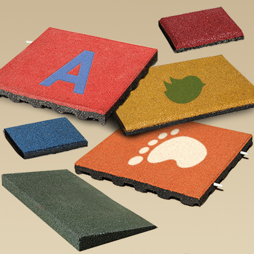 AtmaSafePlay playground tiles